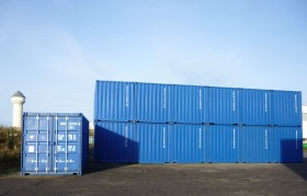 Containers maritimes disponibles - OXYMONTAGE