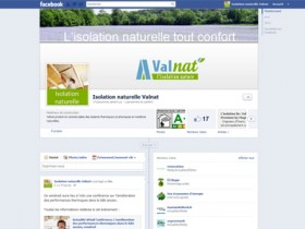 L'isolation naturelle... Sur Facebook