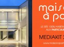 Maison à Part sort son media kit 2018