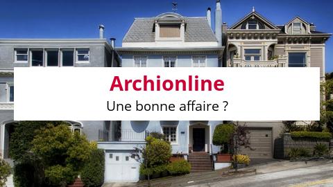 Archionline archionline : une bonne affaire pour les architectes ? - nouveautés