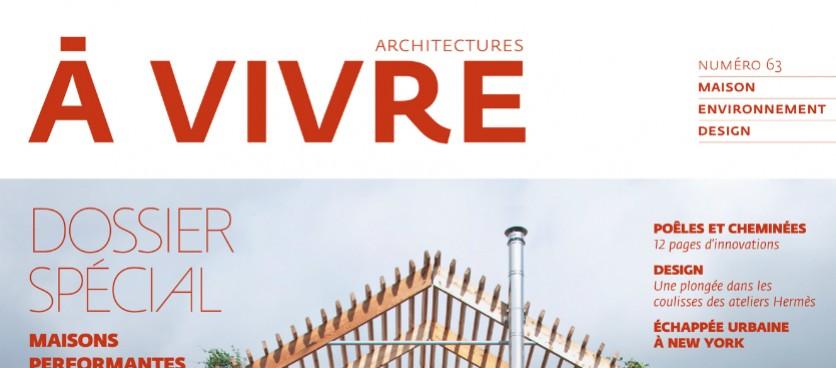 Publicit digitale l offre d architectures vivre for Architecture a vivre magazine