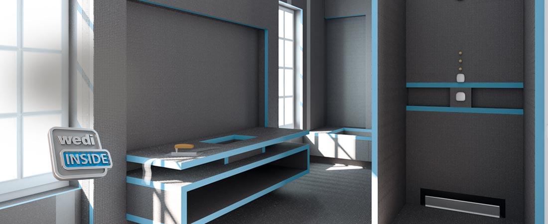 latest panneau tanche salle de bain with panneau tanche salle de bain. Black Bedroom Furniture Sets. Home Design Ideas