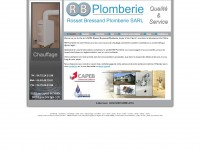 RB PLOMBERIE